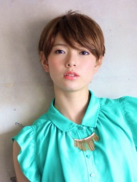2013夏・小顔マッシュ